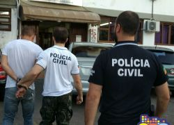 Polícia Civil prende jovem em Bento integrante de quadrilha desmantelada em Barros Cassal