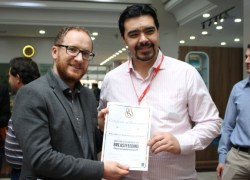 Rádio Difusora recebe certificado de participação e apoio a Semana do Aleitamento Materno em Bento