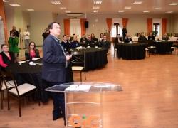 Presidente da Fenachamp apresenta novidades da edição 2107