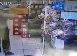 Mercado é assaltado no Ouro Verde em Bento
