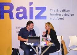 Projeto Raiz tem bons resultados com rodadas de negócios na High Design Expo