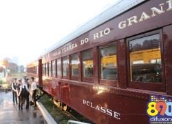 L'Essenza del Vino é novidade a partir deste sábado no Trem da Maria Fumaça