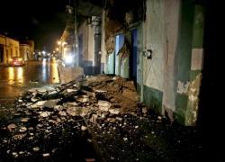Sobe para 35 número de mortos no México após forte terremoto