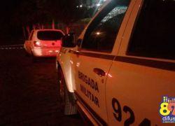 Homem é baleado no bairro Imigrante em Bento