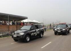 Polícia Civil participa de desfile da Semana Farroupilha