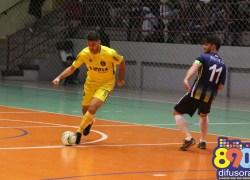 PSG vence mais uma na Liga Municipal de Futsal em Bento