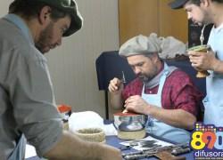 Escola de Prataria resgata tradições na Fundação Casa das Artes em Bento