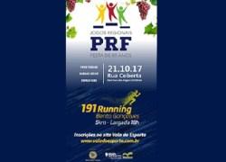 Jogos Regionais da PRF ocorrem em outubro em Bento