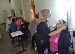 SESMT e CIPA do Hospital Tacchini desenvolvem ações para marcar o Outubro Rosa