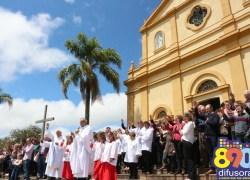116ª Romaria e Festa em Honra a Nossa Senhora do Rosário de Pompéia é neste domingo em Pinto Bandeira