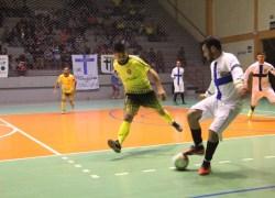 Fase classificatória da Liga Municipal de Futsal encerra nesta quinta em Bento