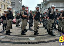 Estado chama 2 mil aprovados no concurso público da Brigada Militar