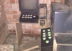 Máquinas caça-níquel são apreendidas no Vila Nova II em Bento