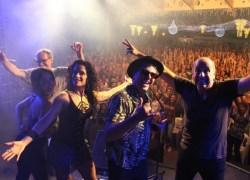 Com show vibrante, Blitz encerra Natal Borbulhante 2017 em Garibaldi