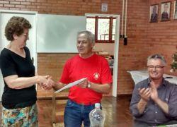 Grupo de voluntárias faz doação ao Corpo de Bombeiros de Garibaldi