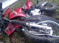 Motociclista fica gravemente ferido em acidente na BR-470 entre Bento e Garibaldi