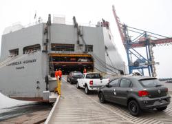 Exportação de veículos registra melhor ano da história em 2017