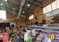 Com desfile, música e gastronomia, encerra a 7ª Festa de Abertura da Vindima em Monte Belo