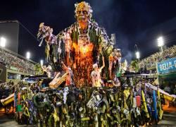 Beija-Flor é a campeã do carnaval do Rio de Janeiro