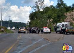 Cerco policial começa a ser diminuído na região de Monte Belo