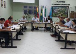 Vereadores de Monte Belo apreciam sete projetos em sessão nesta quarta-feira