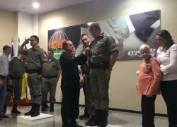 Policiais Militares recebem promoção por ato de bravura em Garibaldi