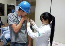 Sesi prorroga adesão à campanha de vacinação