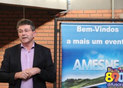 Prefeito de Veranópolis, Waldemar De Carli, retorna à presidência da Amesne