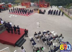 Realizada formatura de 30 novos Bombeiros Militares em Bento