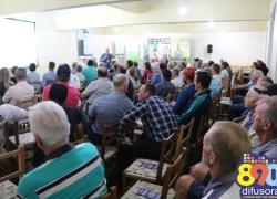 II Ciclo de Encontros com Produtores Rurais da Serra Gaúcha ocorre quarta em Monte Belo