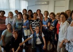 Núcleo do Cpers Caxias do Sul realiza o encontro mensal dos aposentados
