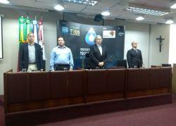 Gestão do Saneamento é debatida na Câmara de Bento em seminário
