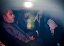 Lula é o primeiro ex-presidente preso na história do País