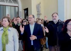 Governador Sartori participa da 139ª Romaria ao Santuário de Nossa Senhora de Caravaggio