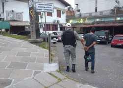 Brigada recaptura foragido do presídio de Taquara em Bento Gonçalves