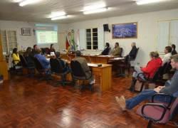Secretaria da Fazenda de Cotiporã apresenta relatório em audiência pública