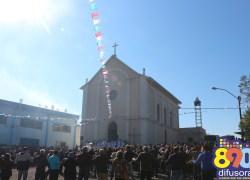 116ª Festa em Honra a Nossa Senhora de Caravaggio reforça fé em Monte Belo