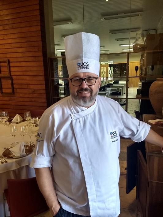 Chef Franco Gioelli - Crédito Divulgação
