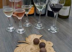 Vinhos, espumantes e chocolates combinam sabores no Garibaldi Experience, nova atração da Cooperativa Vinícola Garibaldi