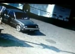 Veículo é furtado no Licorsul em Bento