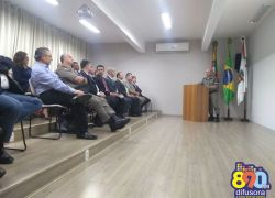 Bento Gonçalves adere a sistema SINESP CAD de segurança