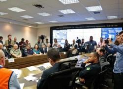Corpo de Bombeiros Militar do RS encerra operações no Gabinete de Crise