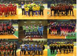 7º Campeonato de Futsal inicia sexta-feira em Pinto Bandeira