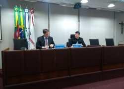 Câmara debate veto de projeto em audiência em Bento