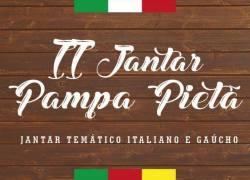 2º Jantar Baile – Pampa Pietà – é neste sábado em Bento