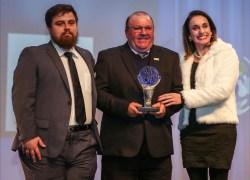 Vinícola Aurora recebe Prêmio Exportação ADVB-RS 2018