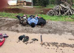 Brigada prende três após roubo de veículo em Veranópolis