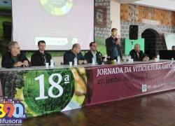 18ª edição da Jornada da Viticultura Gaúcha reúne mais de 350 produtores em Bento