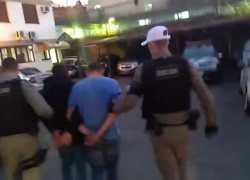 Homens são presos em Pinto Bandeira após furtar carro em Bento