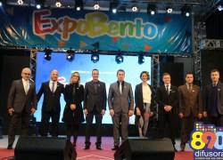 Inicia oficialmente a maior feira multissetorial, a ExpoBento 2018